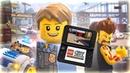 Мультфильм LEGO City Undercover Бешеный Рекс - Чейз МакКейн 1 серия Лего Сити Машинки Мультики