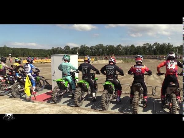International prep race 250 cc for the 2020 gp season at Axel