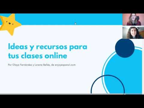 Cómo dar clases en línea a niños ideas y recursos