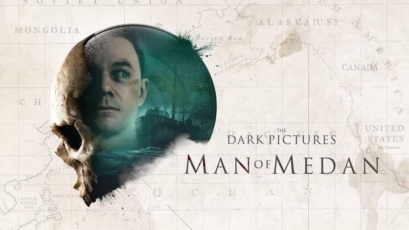 The Dark Pictures Anthology Man of Medan Обзор прохождение геймплей Часть 1