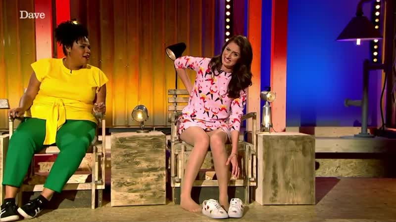 Dave Gorman Terms And Conditions Apply 1x03 Desiree Burch Jessica Knappett Sally Phillips