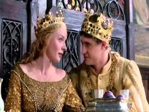 ' Белая королева ' Любовь это то
