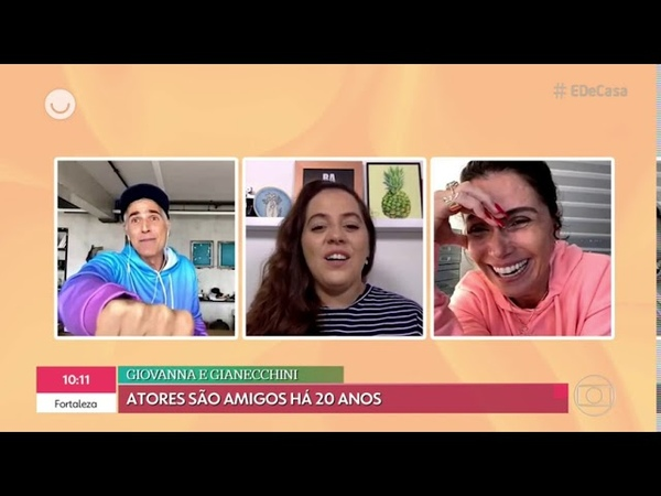 Reynaldo Gianecchini e Giovanna Antonelli se declaram após relembrarem trajetória 'Te amo'