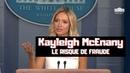 [VOSTFR] Kayleigh McEnany : Même ABCco admettent le risque de fraude sur les votes