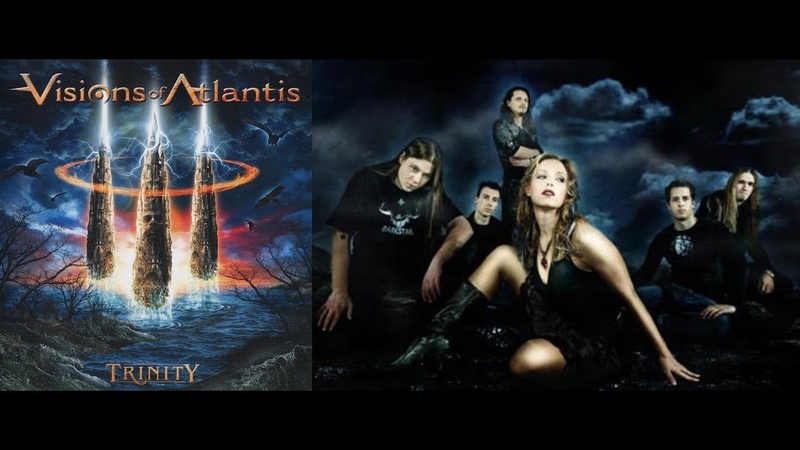 VISIONS OF ATLANTIS - Trinity [FULL ALBUM]