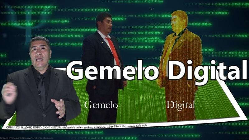 Tendencias futuras de hoy… Gemelo Digital