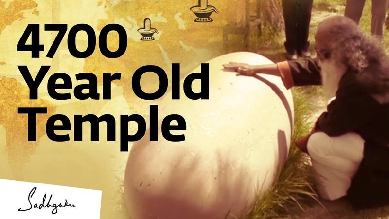 Sadhguru Discovers an Ancient Linga in Turkey Rumi's Mausoleum