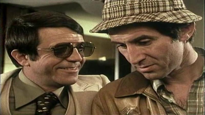 Horký vítr Vruć vetar TV seriál 1980 epizoda 2 Taksista
