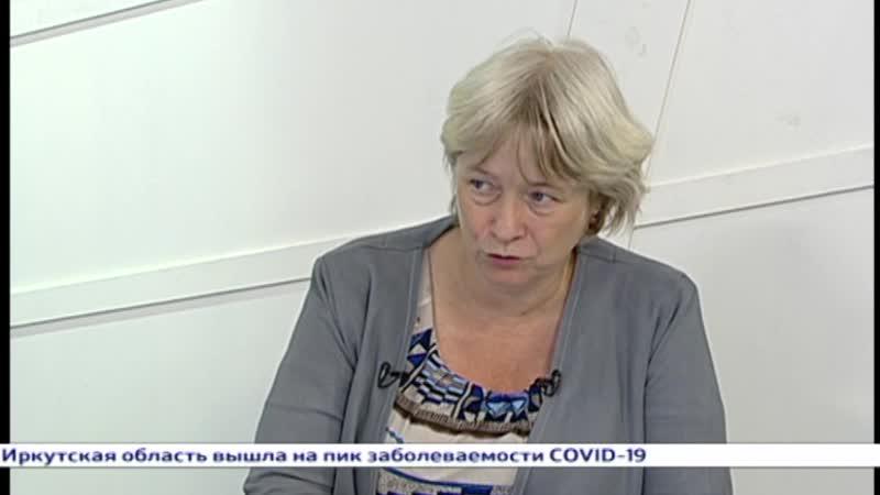 Час пик. Рост заболеваемости COVID-19 в Иркутской области не прекращается