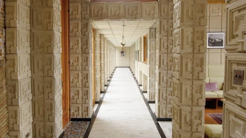Загляните в дом за 23 миллиона долларов по проекту Фрэнка Ллойда Райта