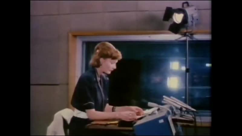 Татьяна Веденеева Программа передач Первая программа ЦТ СССР фрагменты