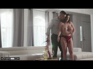 Муж трахнул горячую жену на годовщину, milf wife girl busty big tit boob ass body fake love man video film pussy (Hot&Horny)