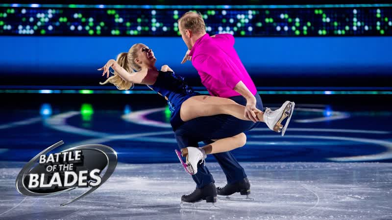 Kaitlyn Weaver and Bryan Bickell perform to 'Katchi' Battle of the Blades S06E05