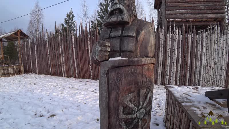 Тур на гору Медведь камень Ермаково городище и скальные останцы хребта Синяя Гора