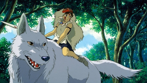 ПРИНЦЕССА МОНОНОКЕ (1997) 12+ #аниме@kinomania #фэнтези@kinomania   На юного принца...