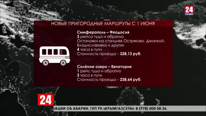 С 1 июня на линию между Симферополем и Феодосией выйдут трёхвагонные дизель электропоезда