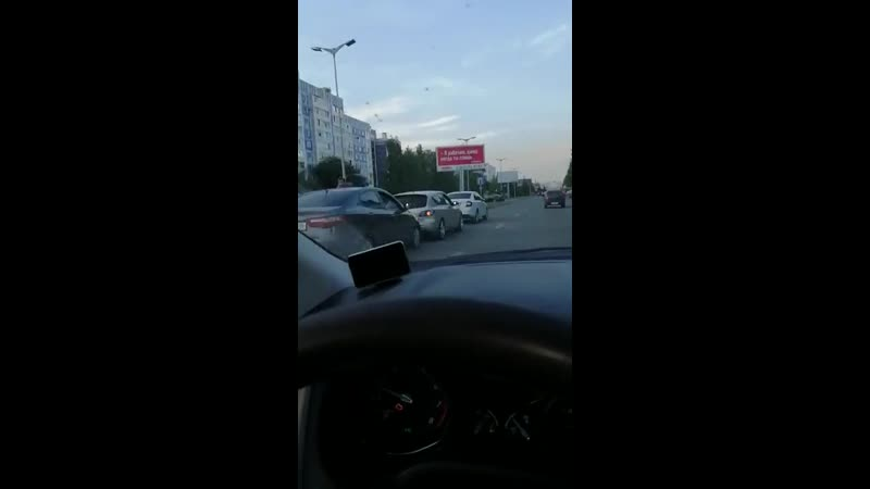 Нижнекамск за рулём