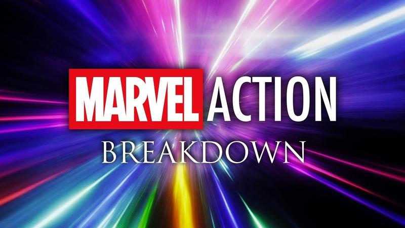 Breakdown A Ride through the MCU Action Vol 5
