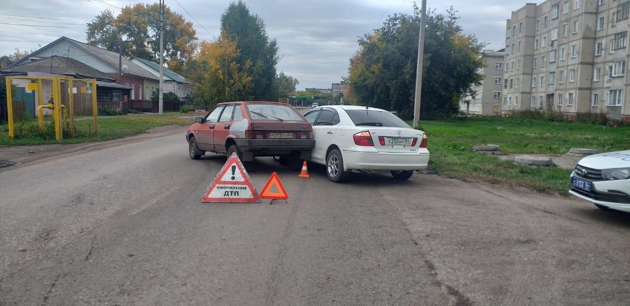 20 ДТП произошло в Куйбышевском районе с 15 по 21 сентября