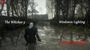 The Witcher 3 Ultra settings Graphic mods(Wiedzmin Lighting)/4K