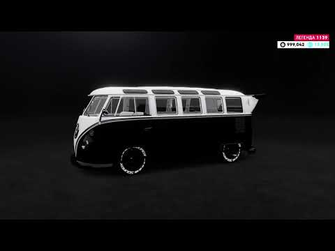 The Crew 2 Volkswagen Kombi 21 Window Bus 1966 Fast Racing