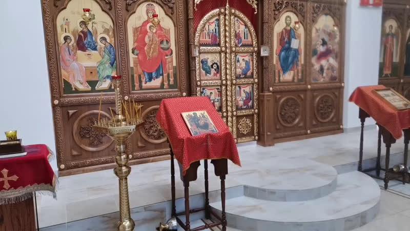 Live: Храм Рождества Христова г. Урюпинск