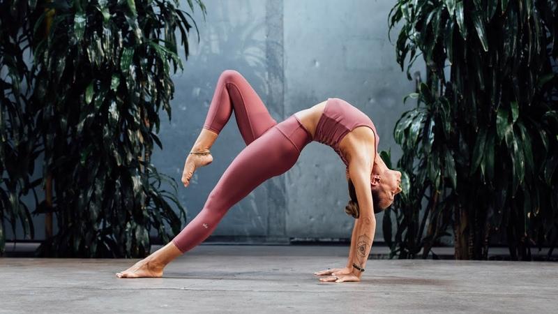 Build Heat with Kayla Nielsen's Ignite Vinyasa Class