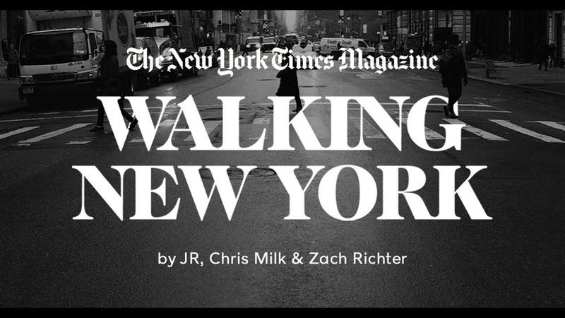 NYT MAG VR Walking New York