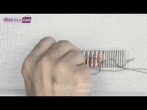 İkili Ajur | Berrin Şengöz ile Teknikler | Hobi Mevsimi