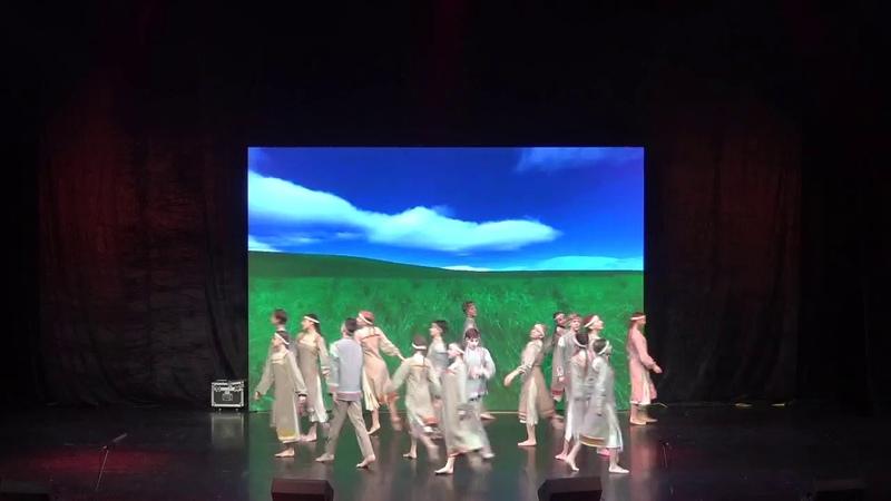 Специальный приз «За мастерство в композиции танца в номере «Месяц Вересень».Ансамбль «Импульс-Данс»