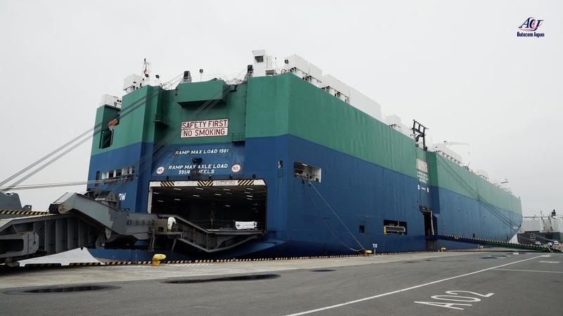 Jasper Arrow vehicles carrier RO RO by Autocom Japan Used Car Exporter