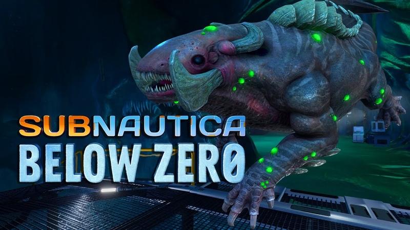ЗАМЕРЗШИЙ ЛЕВИАФАН┃Subnautica Below Zero 3