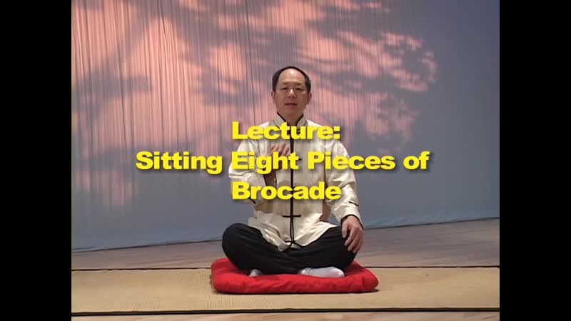 8 Pieces - C- Lecture on Sitting 8PoB - Intro Scene