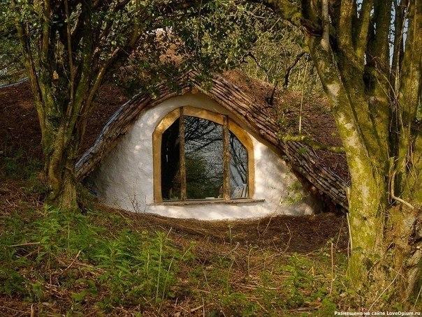 Домик хоббитов из Уэльса или как решить жилищный...