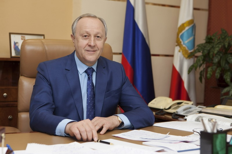С Днём города петровчан поздравил губернатор Саратовской области Валерий Радаев