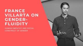 France Villarta on gender fluid society and social recognition