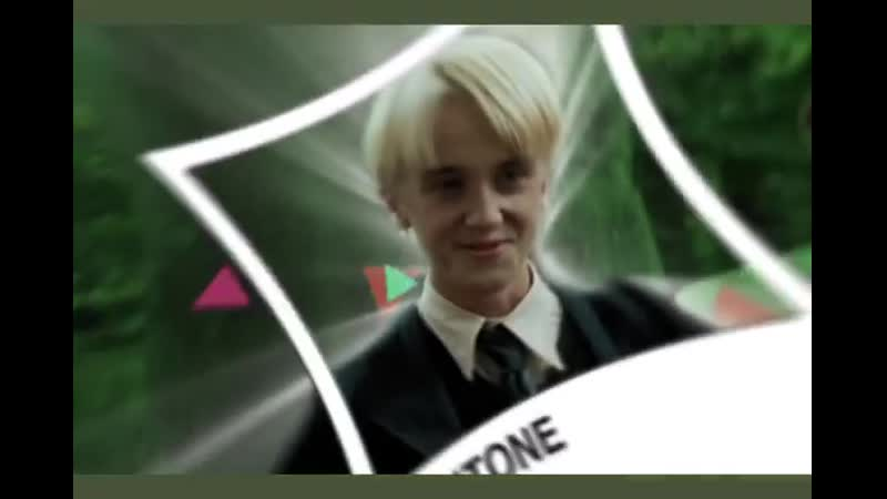Harry Potter Vine | HP | Гарри Поттер | Draco Malfoy | Tom Felton