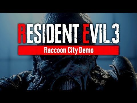RESIDENT EVIL 3 RACCOON CITY DEMO PC DX12 ULTRA