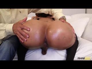 Karla Carrillo / That Sexy Little Black Dress [Transsexual, Shemales, Latin, Big Ass, Big Dick, Anal, Hardcore, Cumshot]