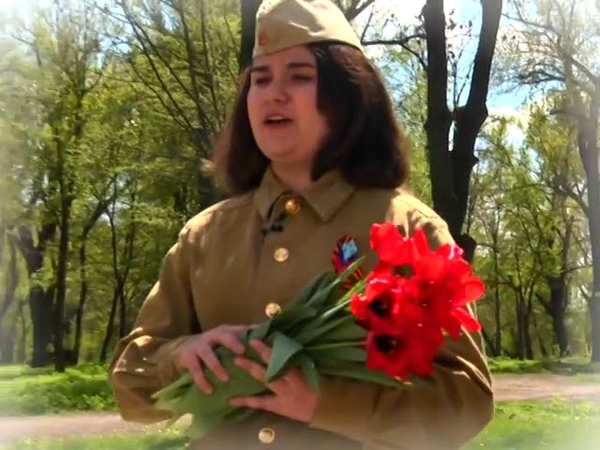 Анастасия Мамедова Весенний праздник