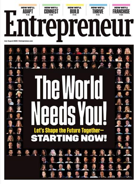 Entrepreneur 07.08 2020