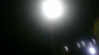 В ночном небе Самарской области замечен странный п...