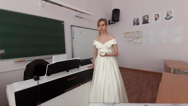 Ивченко Татьяна - Редеет облаков летучая гряда