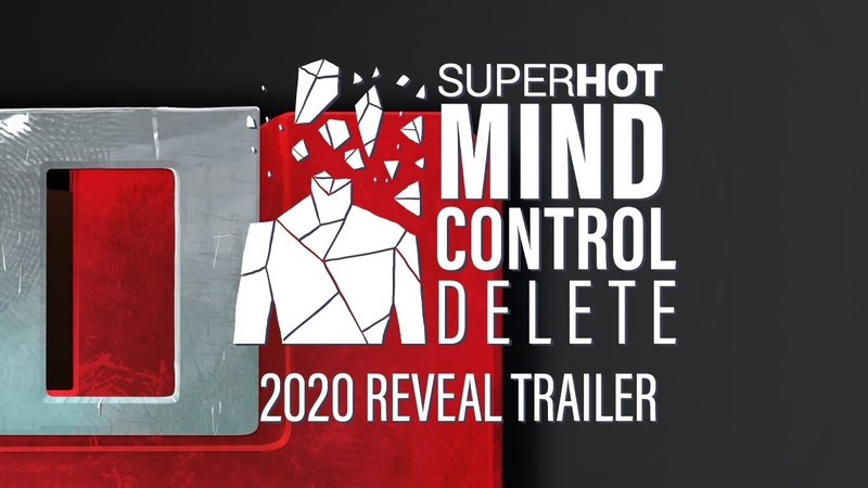 SUPERHOT MIND CONTROL DELETE Reveal Trailer Out July 16th