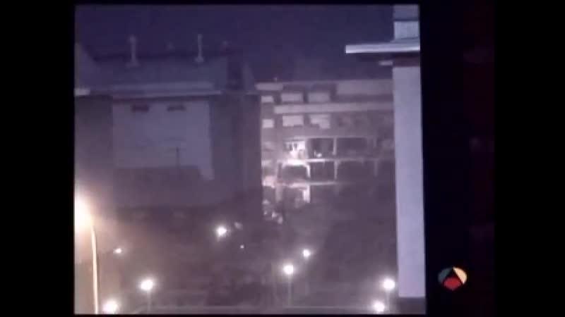 Explosion 7 Suicidas Calle Carmen Martín Gaite Leganés Video original Antena 3 Youtube 3diasdemarzo 11m 480p 25fps
