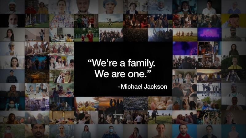 Michael Jackson Heal the World 2020
