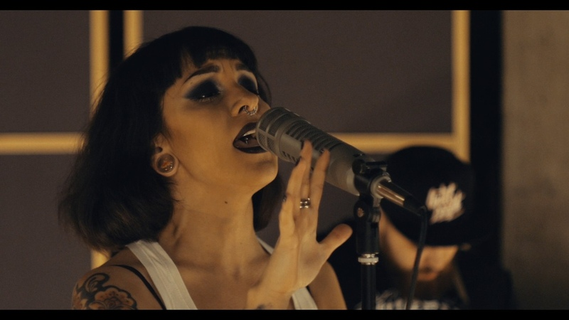 JINJER Pisces Live Session Napalm Records