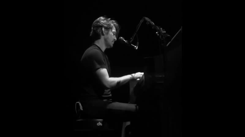 Hanson - A Song For You (Taylor's solo, Leon Russel cover, LIve, RnR Tour, Dallas, October 25, 2015)