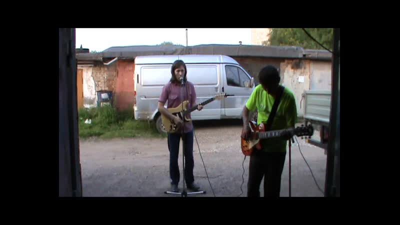 Ooby dooby Cover Creedence