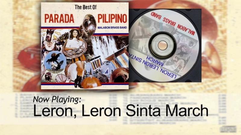 Malabon Brass Band The Best of Parada Pilipino Volume 1 Full Album